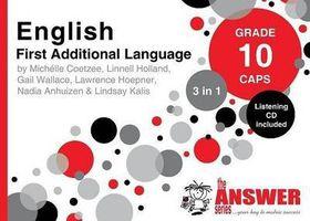 Platinum CAPS English First Additional Language Grade 10 Learner's