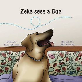 Zeke Sees a Bug