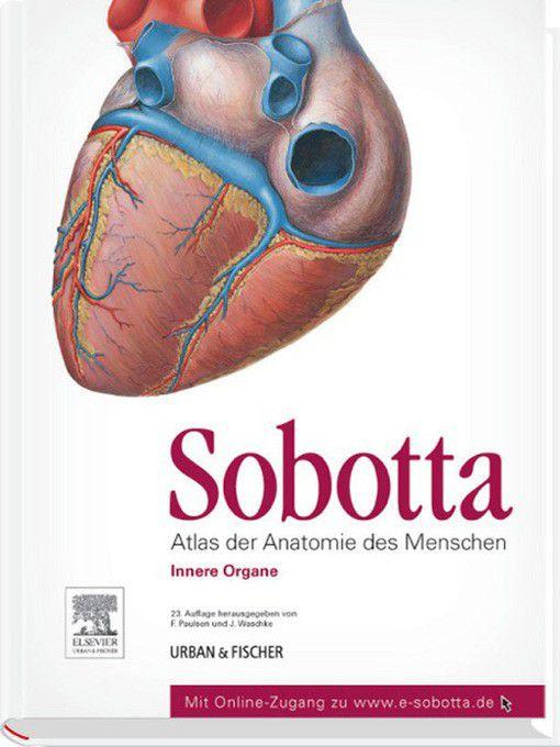 Sobotta, Atlas Der Anatomie Des Menschen Band 2 (ebook) | Buy Online ...