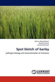 Spot Blotch of Barley