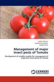 Management of Major Insect Pests of Tomato