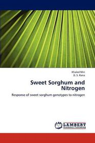 Sweet Sorghum and Nitrogen