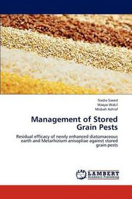 Management of Stored Grain Pests