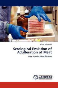 Serological Evalation of Adulteration of Meat