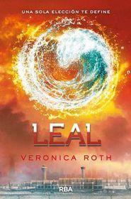 Leal Divergent Trilogy Allegiant